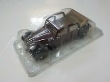 Citroen Traction Type 11 B - 1938 - Solido - Scala 1:18 - COMPRO FUMETTI SHOP