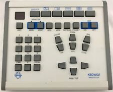 Pelco KBD4002 Multiplexer Keyboard Controller, PTZ, Fixed/Variable Speed, Zoom