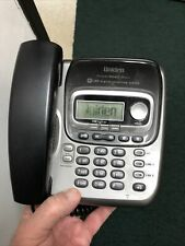 Uniden Tru9496 2-Line Cordless Digital Answering Machine System with 4 Handsets