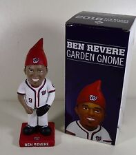 "Washington Nationals Ben Revere 7"" Garden Gnome, 2016 Collector's Edition"