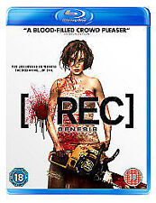 REC Genesis BLU-RAY Region B *New & sealed*