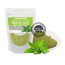 Lemon Balm Leaves Powder 0.44lb Melissa Premium Natural Herb Tea 200g