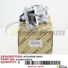 TOYOTA FACTORY OEM 41400-34013 NEW 4WD FRONT AXLE DIFFERENTIAL VACUUM ACTUATOR