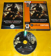 MEDAL OF HONOR PACIFIC ASSAULT Pc STALKER Versione Italiana ○○○ COMPLETO - B3