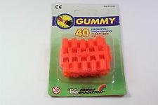 Vintage Rare 90's Edison Giocattoli Gummy 40 Harmless Soft Pellets Cal 8mm Italy