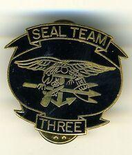 Seal Team 3 - Seal Badge - pin- BC Patch Cat No k212