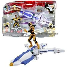 Bandai Power Rangers Samurai OCTO ZORD Vehicle + Light Gold Octopus Mega Ranger
