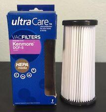Kenmore Ultra Care VACFILTERS bagless Vacuum Filter DCF-5 HEPA Media Upright