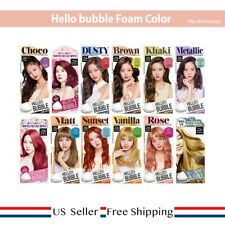 Mise En Scene Hello bubble Foam Color Easy Self Hair Dye (choose your option)