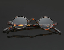 Vintage Reading Glasses Small Round Retro Readers 1.00 1.50 2.00 2.50 3.00 3.50