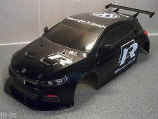 New XB Tamiya Factory Finished VW Scirocco GT Drift Body 1/10 190mm/257mm w/base
