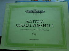Antiquarische Noten & Songbooks für Orgel
