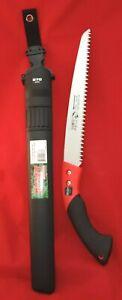 RYSET  Straight Saw - Tri Tooth Blade with Sheath