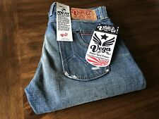 New Vega & Co Selvedge Jeans Sz 36 X 34 $250 Selvedge