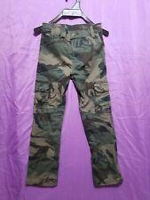 Boys Wrangler Cargo Camouflage Pants Adjustable Waist Size 7 Slim NWOT