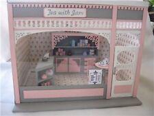 Dollhouse Miniature 1:24 Scale Victorian Facade Shop Box #ME0120