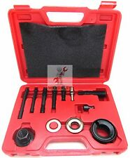 13PC Pulley Remover & Installer Set Alternator Power Steering Pump Pulley Tool