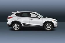 mazda cx5 gt stripe 2015,2016 decal set of 2 Sedan Sports NEW