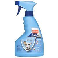 Hartz UltraGuard Plus Flea - Tick Spray for Dogs 16 oz (Pack of 2)