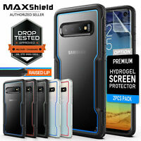 For Galaxy S10 Plus 5G S10E Note 10 Plus Note 20 Ultra Case Shockproof Cover