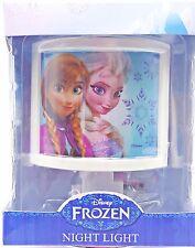 Disney Frozen Elsa Anna Girls Nighlight New