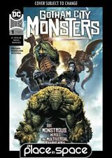 GOTHAM CITY MONSTERS #1A (WK37)