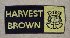 Harvest Brown Beer Bar Towel Pub Home Bar Greene King Man Cave