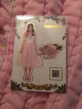 Oh My Girl Hyojung Shoes OFFICIAL photocard card  Kpop k-pop U.S Seller