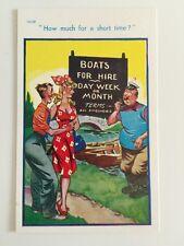 Vintage Postcard - Brook Publishing #12028 - Unused