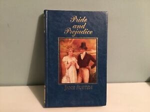Pride & Prejudice - Great Writers Library Series by Jane Austen Book Hardback