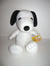 NWT KOHL'S CARES FOR KIDS SNOOPY PEANUTS GANG WHITE PLUSH DOG TOY STUFFED 15""