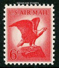 "Scott # C67a 1963 ""Tagged"" Bald Eagle Mint NH"