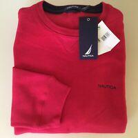 """NAUTICA / Vintage~1990's Men's Sweatshirt / Men's Size Large """"L"""" / UNWORN !!!"""