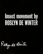 More details for doctor who autograph: roslyn de winter (the web planet) signed photo