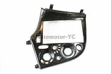 REAL CARBON Interior For 92-97 Mazda RX7 FD3S RHD Radio Surround Replacement