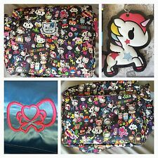 Tokidoki Jujube Hello Kitty Better Be DREAM WORLD Diaper Bag Messenger Ju Ju