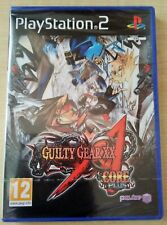 Ps2 Guilty Gear XX Accent Core Plus Video Game (NEU/SEALED) PAL