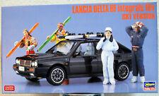 1989 Lancia Delta HF Integrale 16 V Ski Version 1:24 Hasegawa 20384 limited 2019