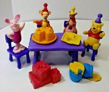 Winnie the Pooh & Friends Happy Birthday lot
