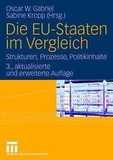 DIE EU-STAATEN IM VERGLEICH - GABRIEL, OSCAR W. (EDT)/ KROPP, SABINE (EDT)