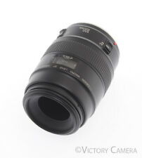 Canon EF USM 100mm F2.8 Macro Lens -Very Clean-