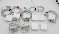 Lot of 10 Good Apple MacBook Power Adapters - QS0278