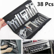 38pcs Car Radio Stereo CD Player Removal Key Tools for Audi JVC Kenwood