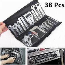 38pcs Car Radio Stereo CD Player Removal Key Tools for Audi JVC Kenwood