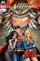ACTION COMICS #1000 TYLER KIRKHAM VARIANT DC COMICS SUPERMAN SUPERGIRL