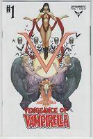 Vengeance of Vampirella #1 DYNAMITE 2019 Frank Cho Variant COVER B