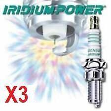 Denso Alimentation Iridium Ix24b Bougies D'Allumage X 3 pour BMW K75 Triple