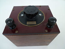 Muirhead Decade Resistor Vintage Electronics Physics Lab Apparatus Type A-5-A