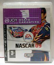 NASCAR 09 (NO ITA) [Playstation 3 PS3 2008] Usato Garantito JoyGames