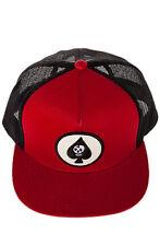 Matix DFA Trucker Hat (Cardinal)